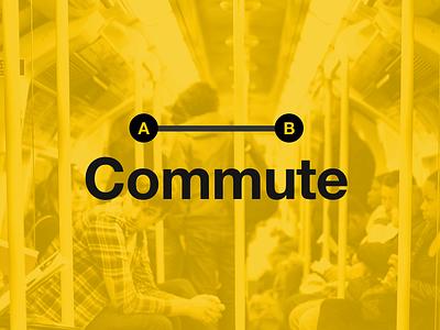Commute App Splash screen