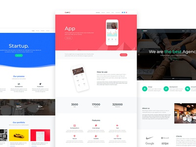 Bootstrap designs, themes, templates and downloadable graphic