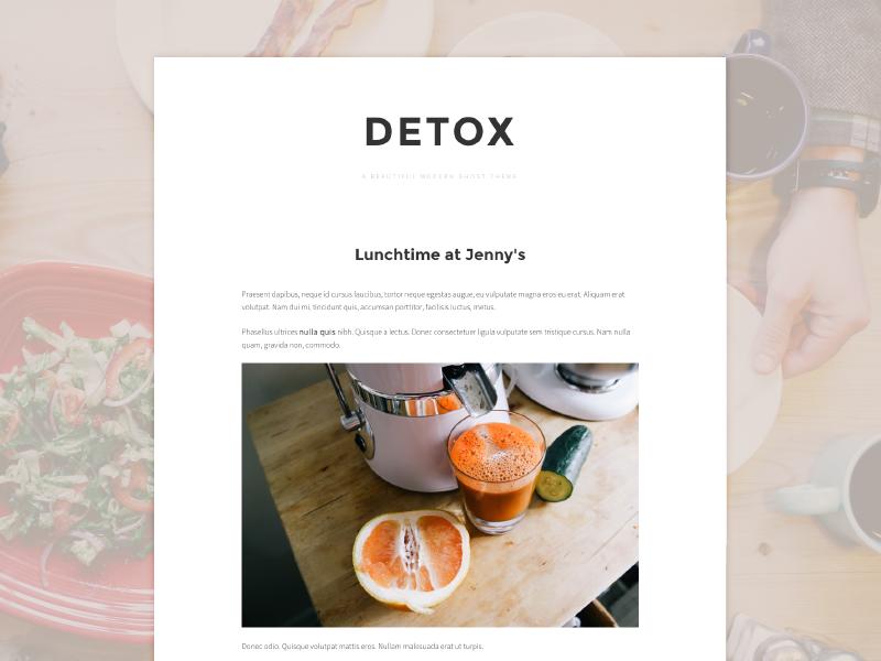 Detox dribbble 01