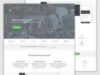 Sirvo Marketing Site
