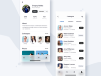Office Social Network