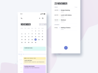 Calendar Meetings