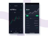 Crypto Tracking App
