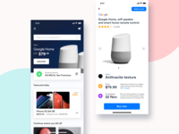 Electronics Store App