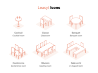 Rentals Pack Icons