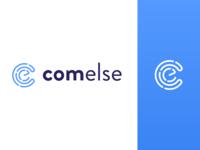 Logo Identity - Comelse