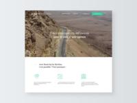 Design of Road trip by My Atlas