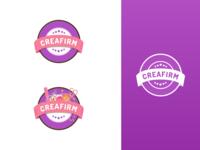 Logo Identity - Creafirm