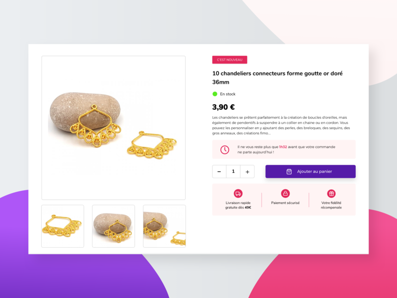 Redesign of Creafirm - Part 3 product page product website design web design web vector web  design webdesign website interface sketch ui flat minimal design