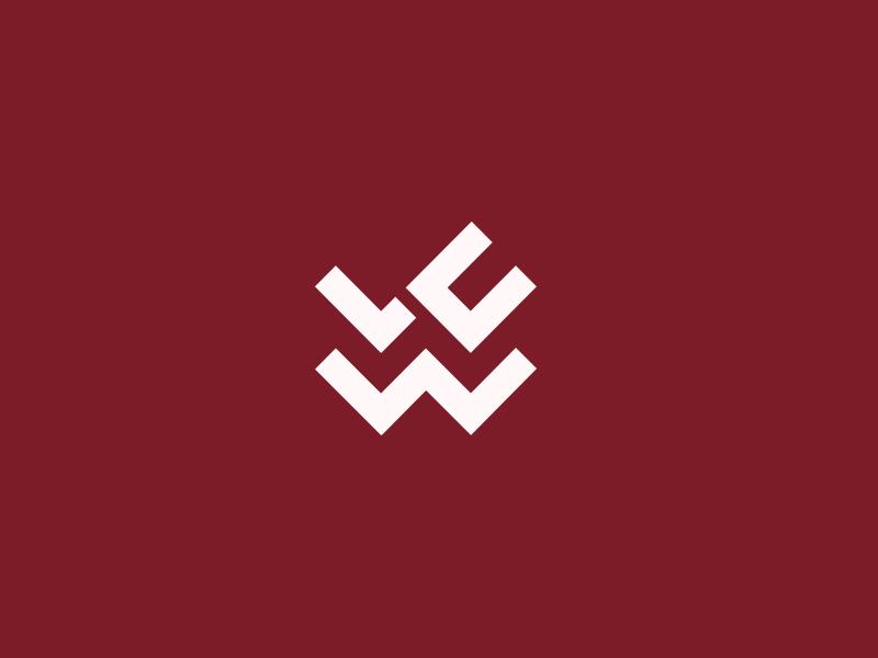 """""""WCW"""" Logo for WestCoastWonie w logo wcw wc logo brand logo logotype wcw logo"""
