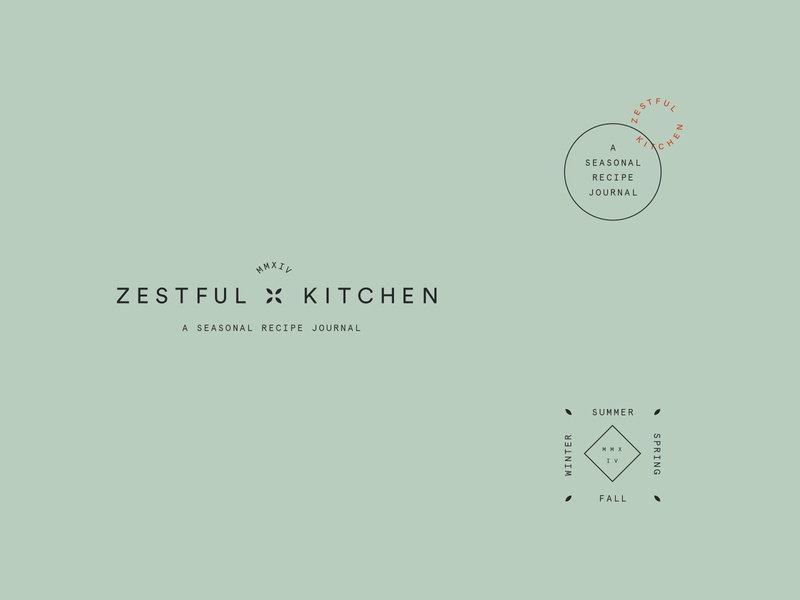 Zestful Kitchen concept