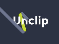 Unclip Logo Alternate
