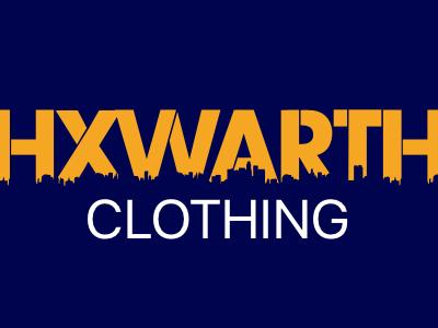 Hxwarth Clothing urban logo clothing