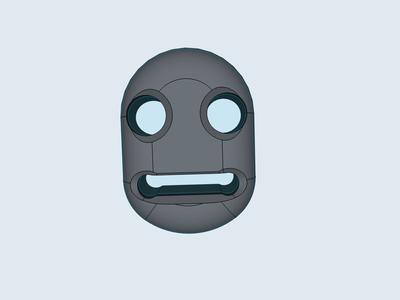 Existential Dreadbot shapr3d ipad pro 3d design