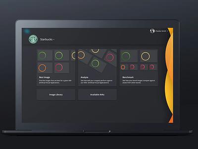 Dark Theme Dashboard dark theme dark background ui dashboard product design ux