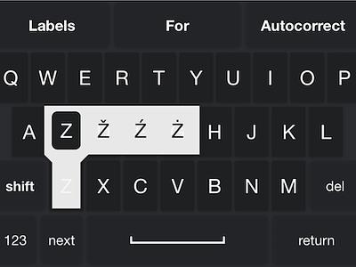 Soundboard ios keyboard ios