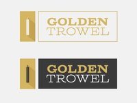 Golden Trowel Logo