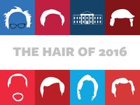Presidential Hair
