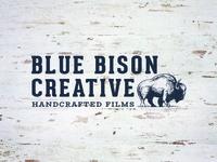 Blue Bison Handcrafted Films