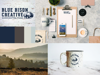 Blue Bison Creative - Expanded Branding