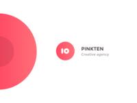 Pinkten brand identity concept