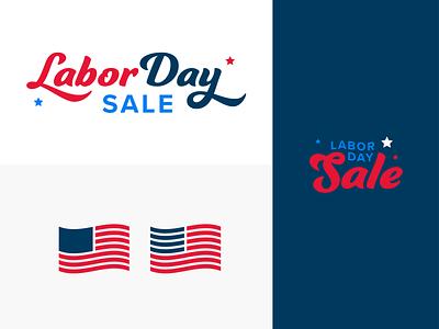 Labor Day Sale stars and stripes stars usa campaign sale laborday