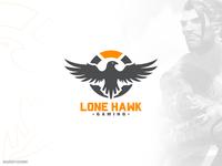 Lone Hawk Logo