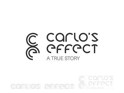 carlo's effect Logo brand identity c e letter logo e letter logo c letter logo logotype grid logo logodesign grid design branding design branding logo design logo
