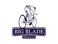 Big Blade Brewing Co. Logo