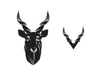 Kudu - Responsive Logo Idea