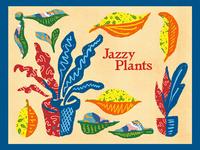 Jazzy Plants