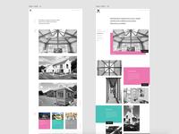 Progressive Architecture – Web Concepts #1