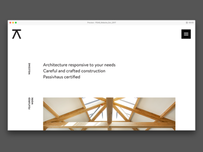 Progressive Architecture – Web Concepts #4
