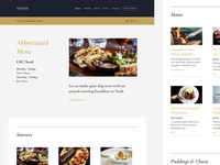 Nosh – Restaurant Concept