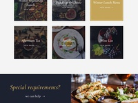 Nosh – Restaurant Concept #2