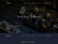 Nosh – Restaurant Concept #3