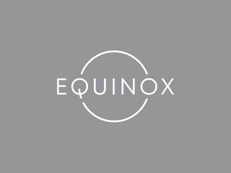 Equinox Logo by Joe Million on Dribbble