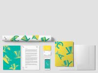 Clay –Branding Concept #2