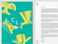 Clay –Branding Concept #3