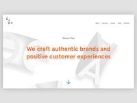 Clay –Web Concept #1