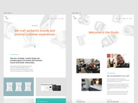 Clay –Web Concept #2
