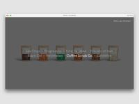 Clay –Web Concept #5