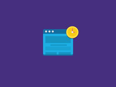 Company hackathon flat colors icons icon design graphic design visual design ui design hackathon