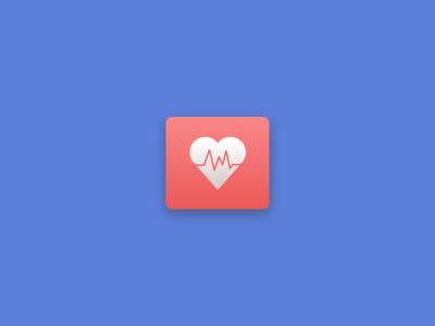 Health app icon