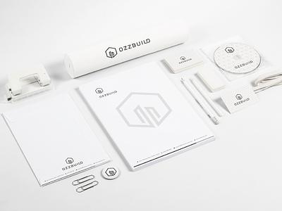 Brand Identity stationary design abstract logo icon type logodesign design branding logo typography