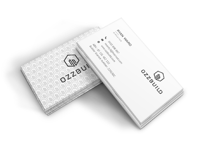 Business Card Design badges strong brand logodesign letters illustration design logo branding typography