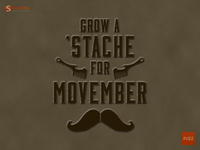 Smashing Magazine Movember!