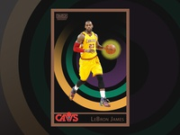 SkyBox Remake | LeBron James