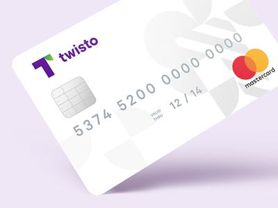 Twisto Card