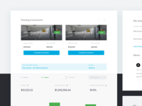 Dashboard & Investments
